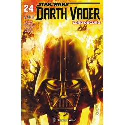 STAR WARS DARTH VADER LORD OSCURO Nº 24 (DE 25)