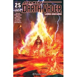 STAR WARS DARTH VADER LORD OSCURO Nº 25 (DE 25)...
