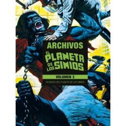 EL PLANETA DE LOS SIMIOS: ARCHIVOS VOL. 03...