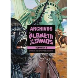 EL PLANETA DE LOS SIMIOS: ARCHIVOS VOL. 02...