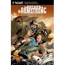 ARCHER & ARMSTRONG EDICIÓN DE LUJO 1