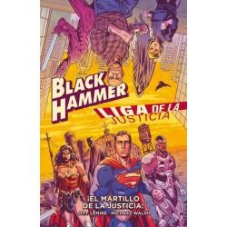 BLACK HAMMER / LIGA DE LA JUSTICIA: ¡EL...