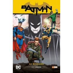 BATMAN Y ROBIN VOL. 04: LA BÚSQUEDA (BATMAN SAGA)