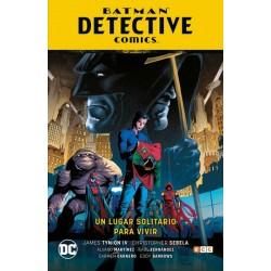 BATMAN DETECTIVE COMICS VOL. 05: UN LUGAR SOLITARIO PARA MORIR (RENACIMIENTO PARTE 6)