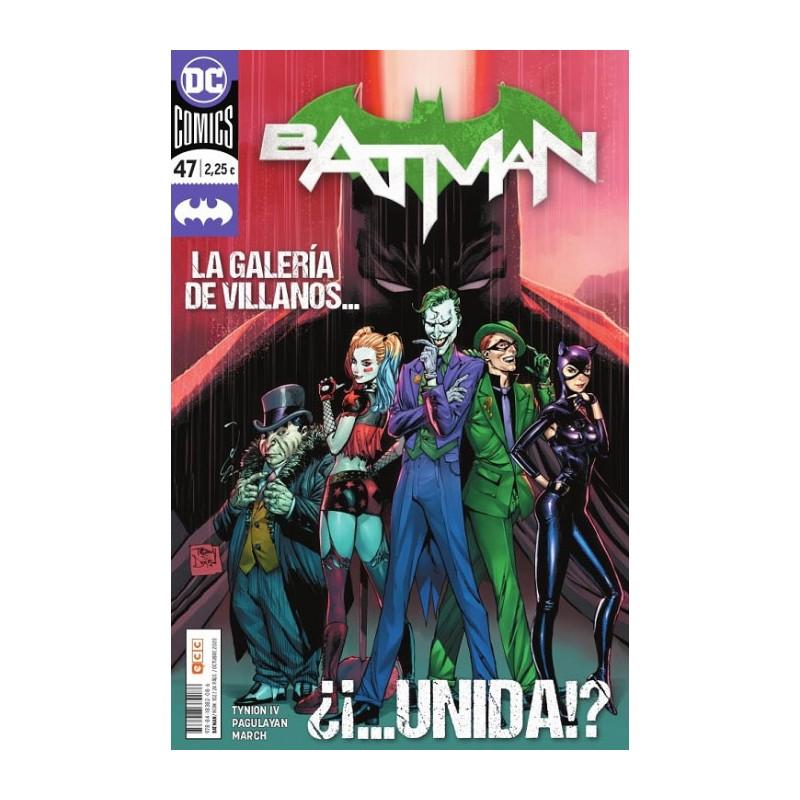 BATMAN Nº 47 / 102