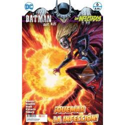 EL BATMAN QUE RÍE: LOS INFECTADOS Nº 06 (DE 06)