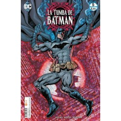 LA TUMBA DE BATMAN Nº 05