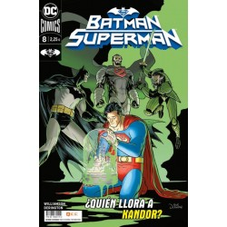 BATMAN / SUPERMAN Nº 08