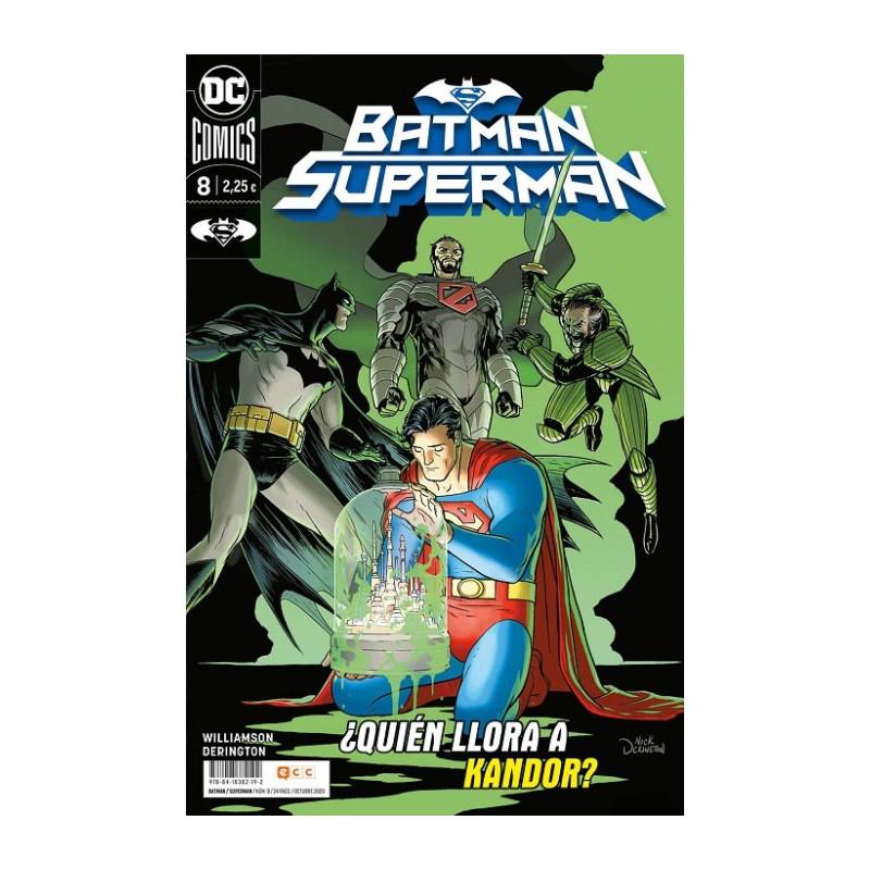 BATMAN / SUPERMAN Nº 08
