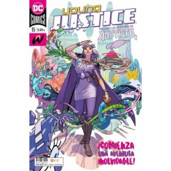 YOUNG JUSTICE Nº 15