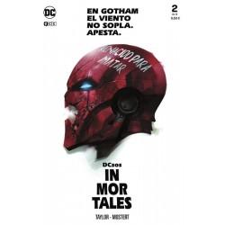 DCSOS: INMORTALES Nº 02 (DE 3)