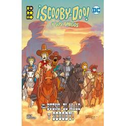 SCOOBY-DOO! Y SUS AMIGOS VOL. 07: EL BUENO, EL...
