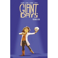 GIANT DAYS Nº 8