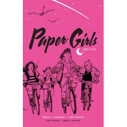 PAPER GIRLS VOL.01 INTEGRAL