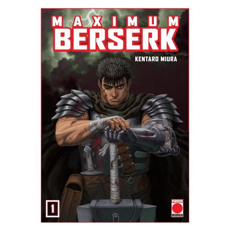 BERSERK MAXIMUM VOL. 01