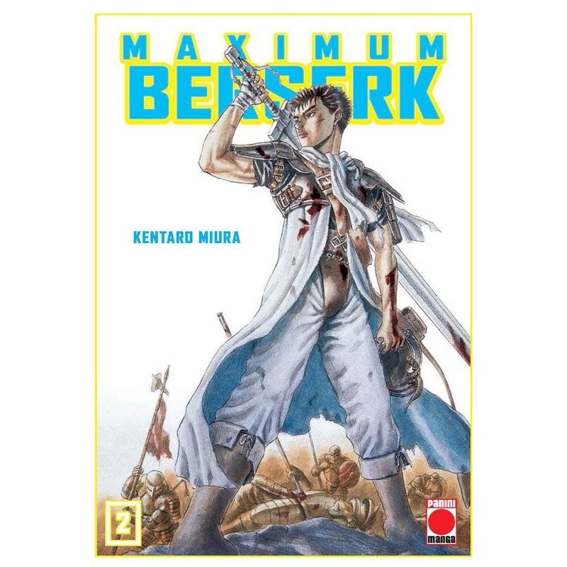 BERSERK MAXIMUM VOL. 02