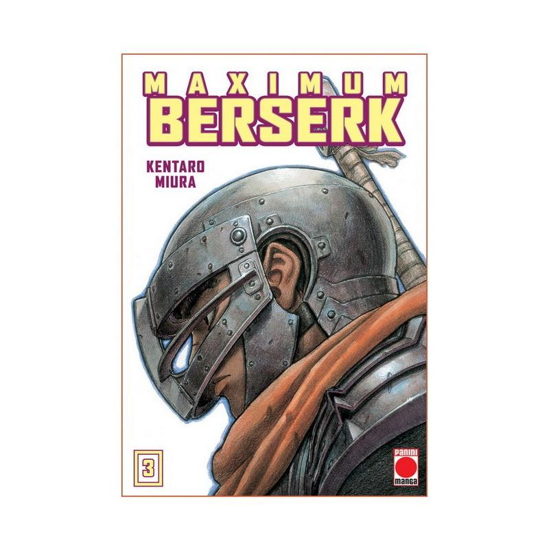 BERSERK MAXIMUM VOL. 03