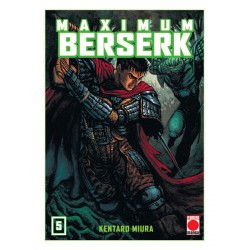 BERSERK MAXIMUM VOL. 05