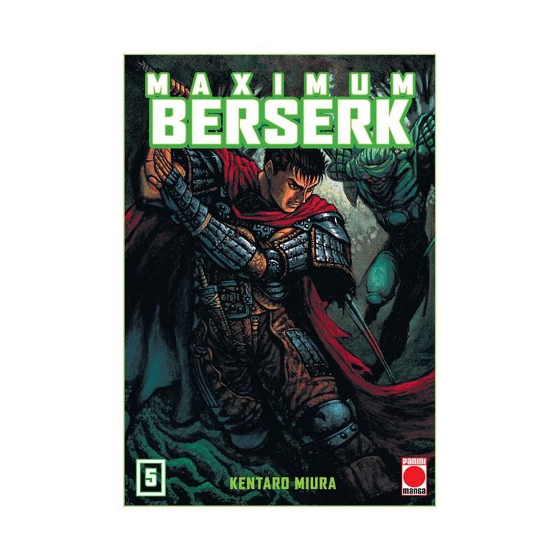 BERSERK MAXIMUM VOL. 05