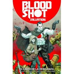BLOODSHOT SALVATION VOL.1