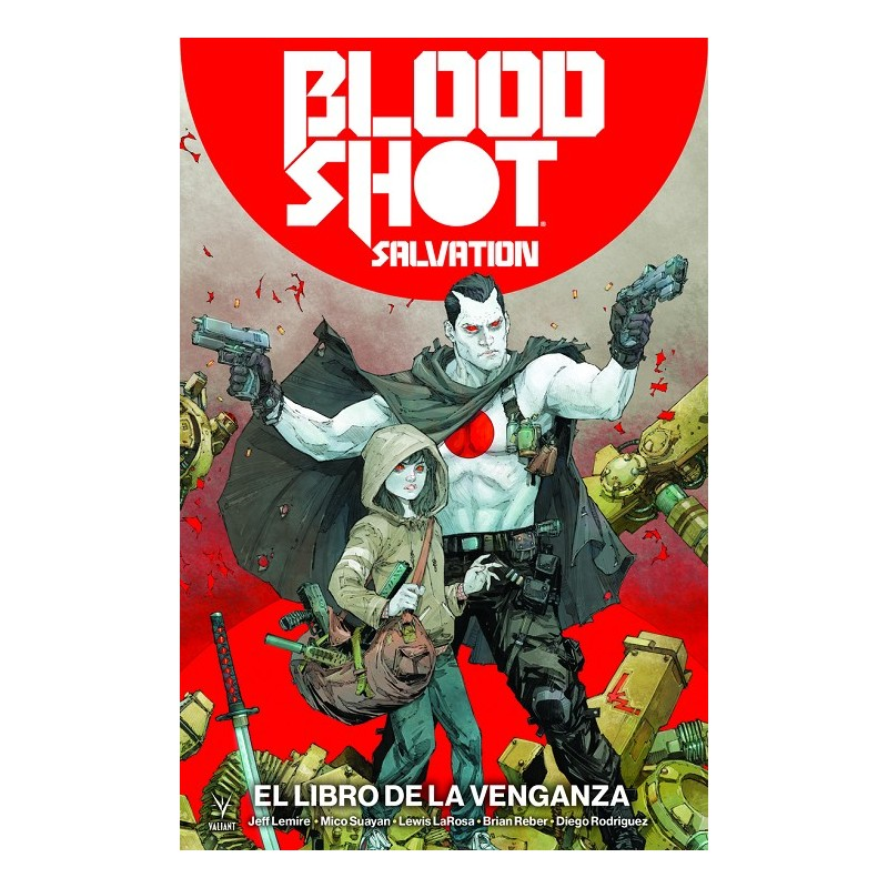 BLOODSHOT SALVATION VOL. 01