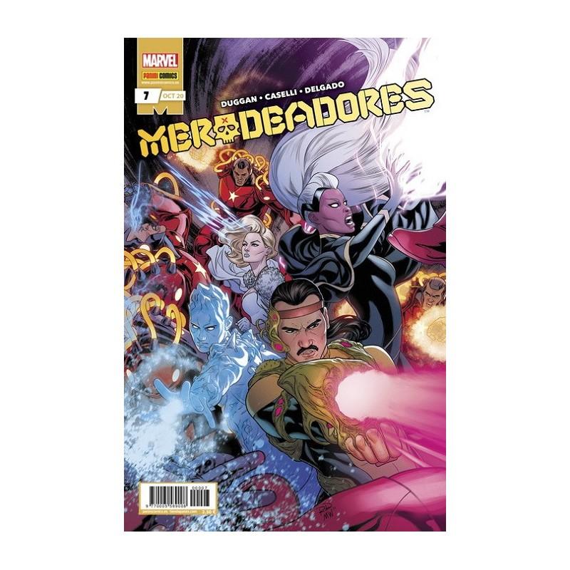 MERODEADORES Nº 07