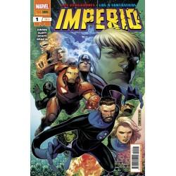 IMPERIO Nº 01 (DE 04) - LOS VENGADORES