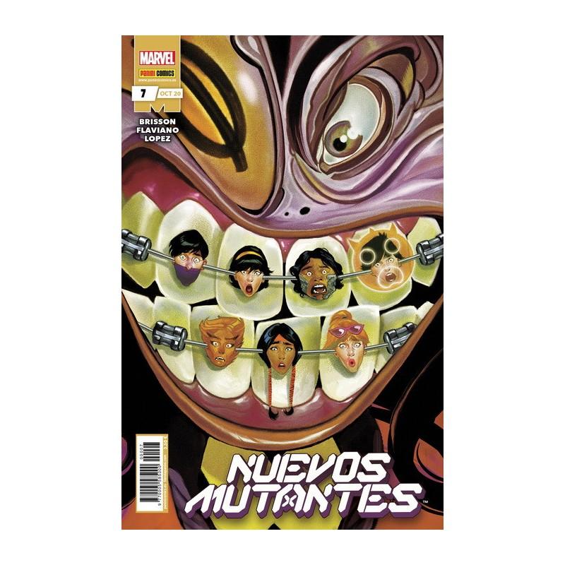 NUEVOS MUTANTES Nº 07