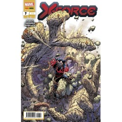 X-FORCE Nº 07 / 12