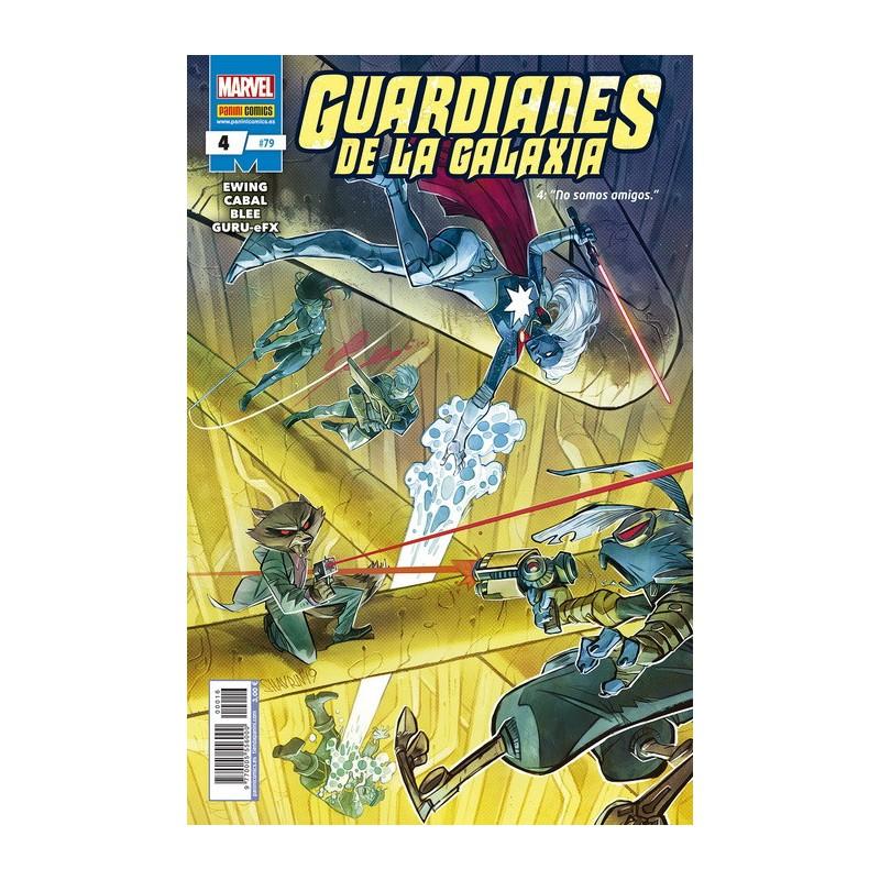 GUARDIANES DE LA GALAXIA Nº 04 / 79