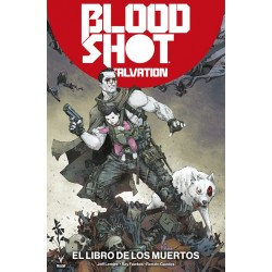 BLOODSHOT SALVATION VOL.2