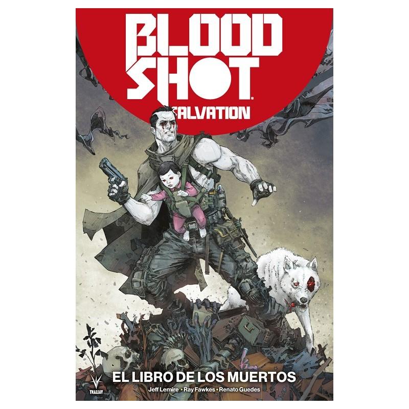 BLOODSHOT SALVATION VOL. 02