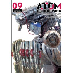 ATOM THE BEGINNING Nº 09