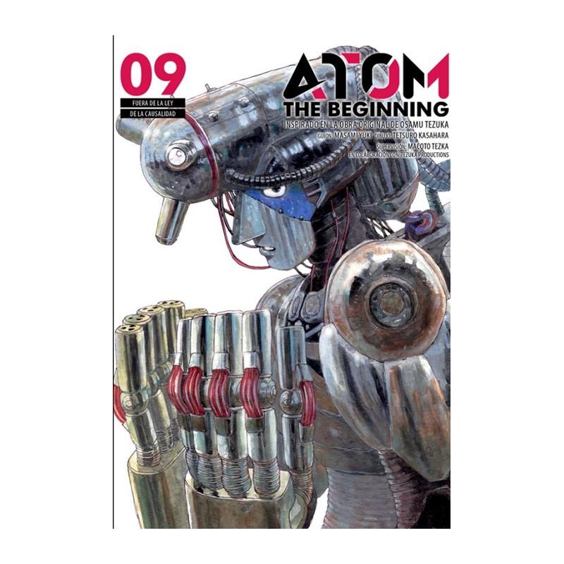 ATOM THE BEGINNING Nº 09