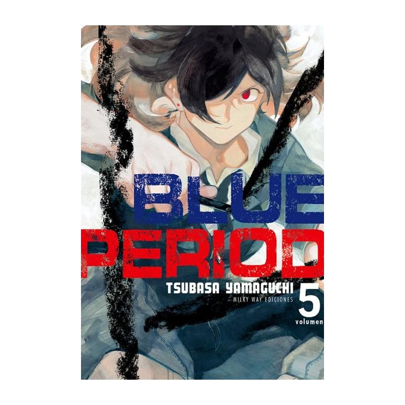 BLUE PERIOD Nº 05