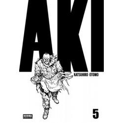 AKIRA 05 (DE 6) EDICIÓN COLOR