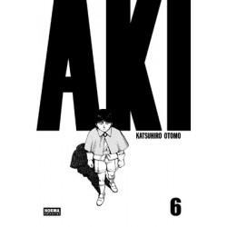 AKIRA 06 (DE 6) EDICIÓN COLOR