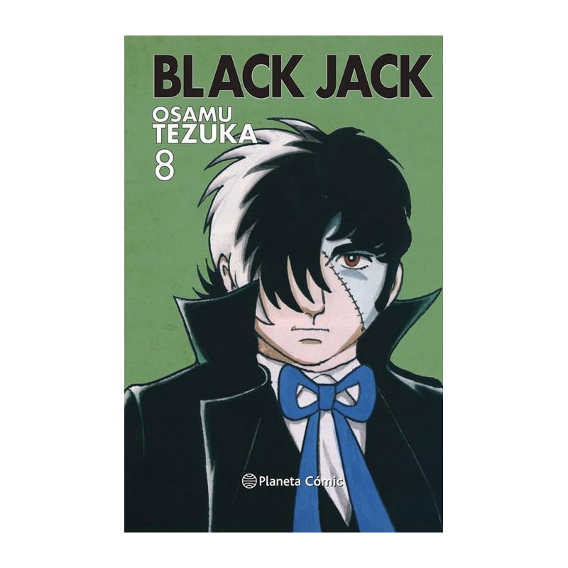 BLACK JACK Nº 08 (DE 8)