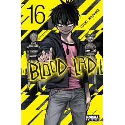 BLOOD LAND Nº 16