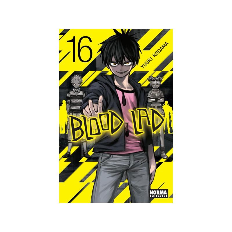 BLOOD LAND Nº 16