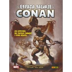 LA ESPADA SALVAJE DE CONAN VOL. 05 BIBLIOTECA CONAN