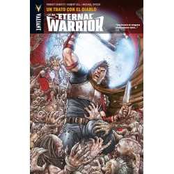 LA IRA DE ETERNAL WARRIOR VOL.3
