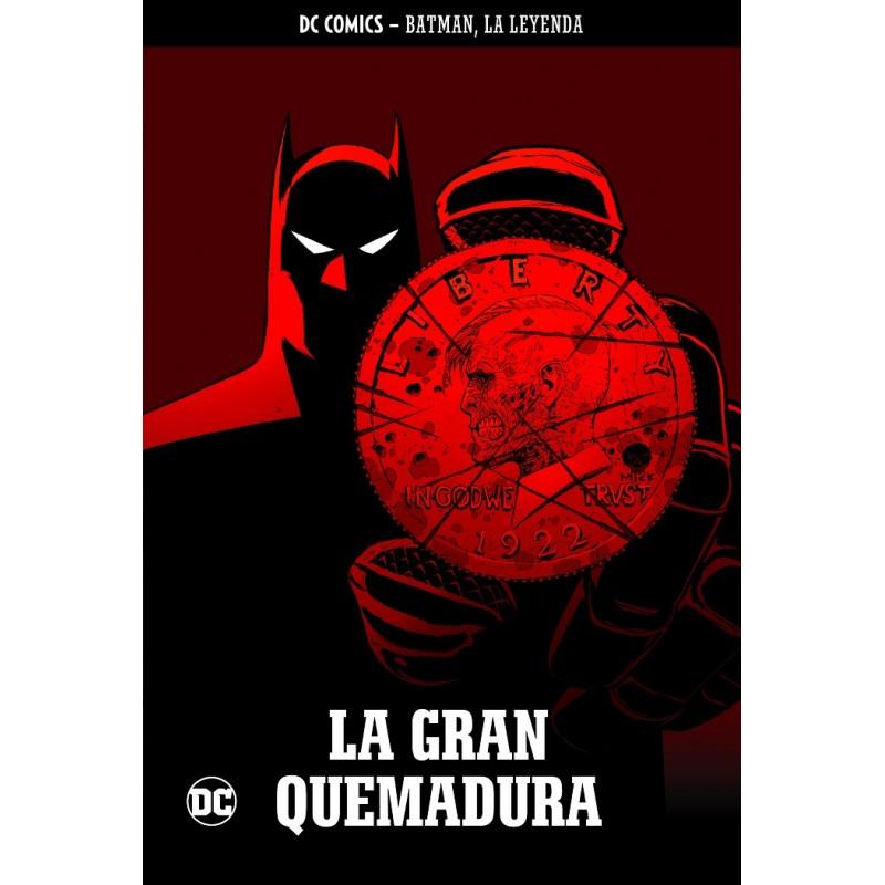 BATMAN LA LEYENDA Nº 38: LA GRAN QUEMADURA