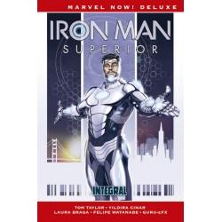 IRON MAN SUPERIOR (MARVEL NOW! DELUXE)