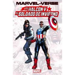 EL HALCÓN Y EL SOLDADO DE INVIERNO (MARVEL-VERSE)