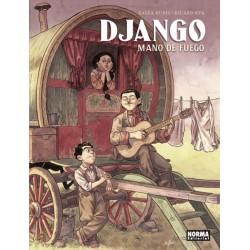 DJANGO MANO DE FUEGO