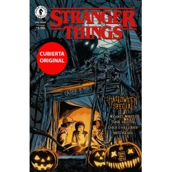 STRANGER THINGS: ESPECIAL HALLOWEEN