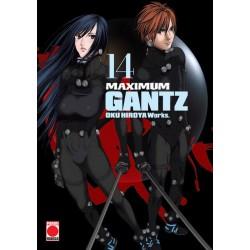 MAXIMUM GANTZ Nº 14