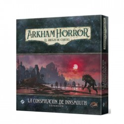 ARKHAM HORROR LCG: LA CONSPIRACION DE INNSMOUTH