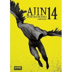 AJIN (SEMIHUMANO) Nº 14